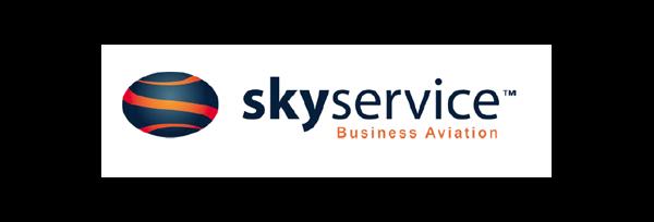 SkyService 60 percent